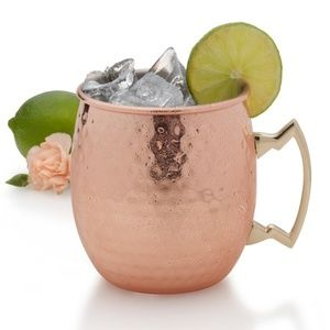 Other - Jumbo Cooper  Stainless Steel Moscow Mule Mug